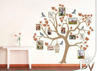 családfa